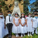 First Communion photo album thumbnail 1